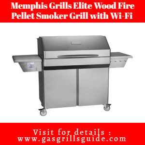 Best Wood Pellet Smoker & Grill