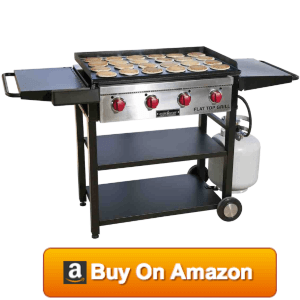 Best Large Flat Top Grill